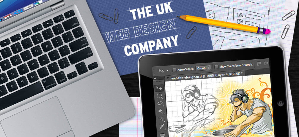 UK web design company